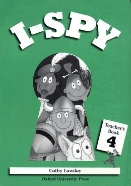 I-SPY 4 TEACHER'S PACK