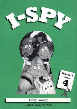 I-SPY 4 TEACHER'S PACK