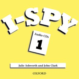 I-SPY 1 AUDIO CDS (4)