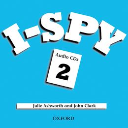 I-SPY 2 AUDIO CDS (4)