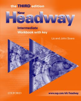 NEW HEADWAY 3RD EDITION INTERMEDIATE WORKBOOK WITH KEY