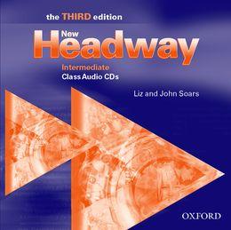 NEW HEADWAY 3RD EDITION INTERMEDIATE CLASS AUDIO CDS (2)