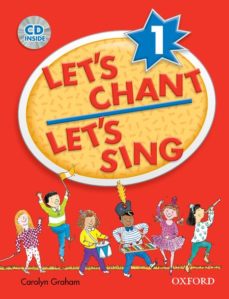 LET'S CHANT, LET'S SING 1 CD PACK