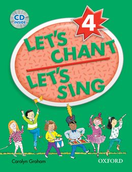 LET'S CHANT, LET'S SING 4 CD PACK