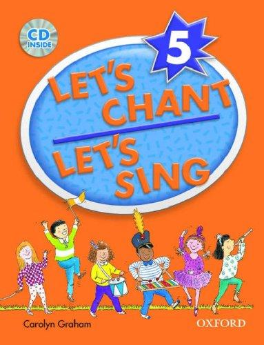 LET'S CHANT, LET'S SING 5 CD PACK