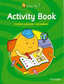 POTATO PALS 1 ACTIVITY BOOK