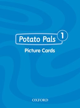 POTATO PALS 1 PICTURE CARDS