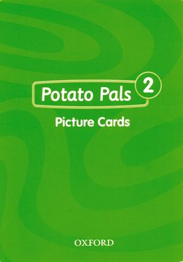 POTATO PALS 2 PICTURE CARDS