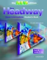 NEW HEADWAY 3RD EDITION UPPER-INTERMEDIATE STUDENT'S BOOK B