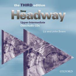 NEW HEADWAY 3RD EDITION UPPER-INTERMEDIATE CLASS AUDIO CDS (3)