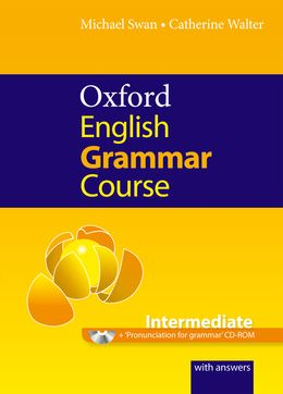 OXFORD ENGLISH GRAMMAR COURSE - INTERMEDIATE SB WITH ANSWERS CD-ROM PACK