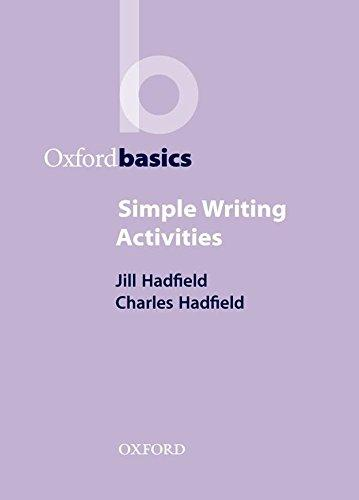 SIMPLE WRITING ACTIVITIES