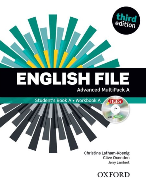 ENGLISH FILE 3RD EDITION ADVANCED MULTIPACK A