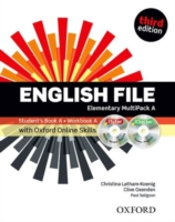 ENGLISH FILE 3RD EDITION ELEMENTARY MULTIPACK A WITH ONLINE SKILLS