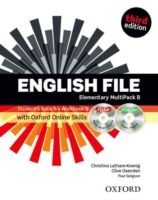 ENGLISH FILE 3RD EDITION ELEMENTARY MULTIPACK B WITH ONLINE SKILLS