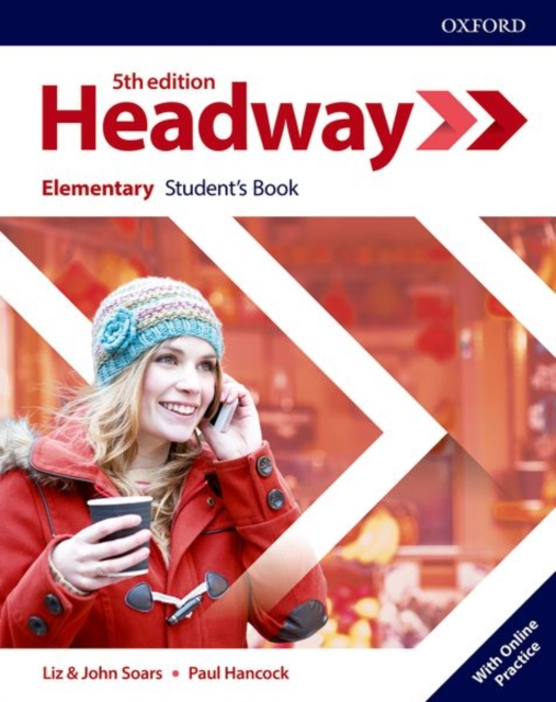 HEADWAY 5TH EDITION ELEMENTARY STUDENT'S BOOK WITH ONLINE PRACTICE