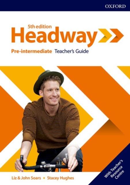 HEADWAY 5TH EDITION PRE-INTERMEDIATE TEACHER'S GUIDE WITH TEACHER'S RESSOURCE CENTER