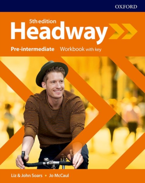 HEADWAY 5TH EDITION PRE-INTERMEDIATE WORKBOOK WITH ANSWERS