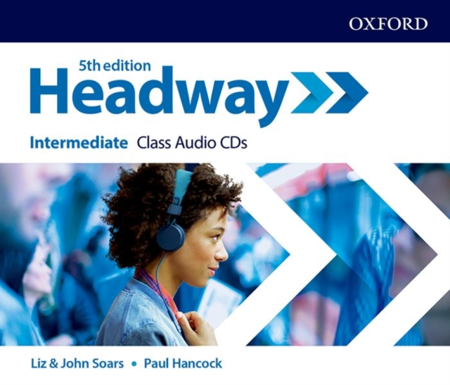 HEADWAY 5TH EDITION INTERMEDIATE CLASS AUDIO CDS