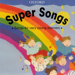 SUPER SONGS CD