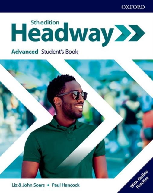 HEADWAY 5TH EDITION ADVANCED STUDENT'S BOOK PRACTICE ONLINE