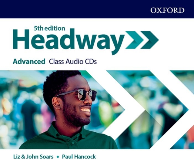 HEADWAY 5TH EDITION ADVANCED CLASS AUDIO CDS