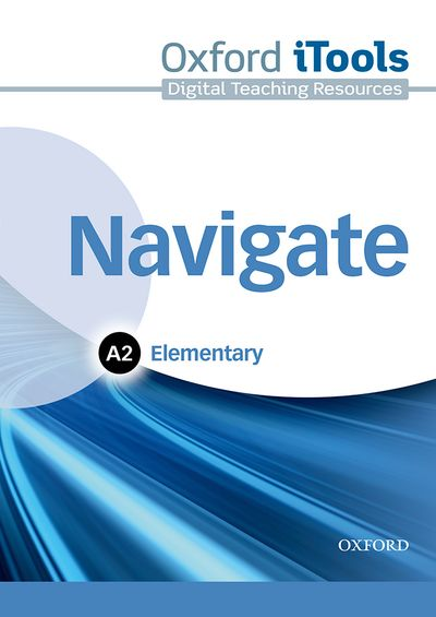 NAVIGATE ELEMENTARY A2 ITOOLS DVD-ROM