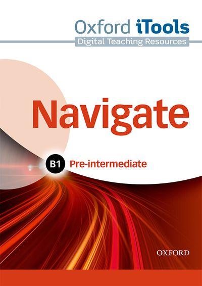 NAVIGATE PRE-INTERMEDIATE B1 ITOOLS DVD-ROM