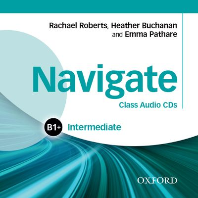 NAVIGATE INTERMEDIATE B1 CLASS AUDIO CD (3)