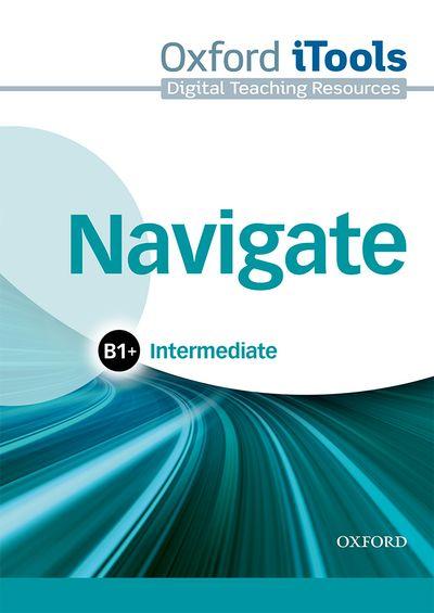 NAVIGATE INTERMEDIATE B1 ITOOLS DVD-ROM