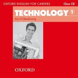 TECHNOLOGY 1 CLASS AUDIO CD