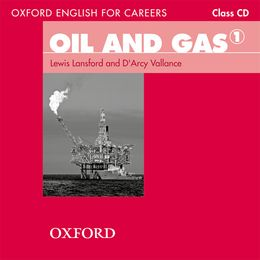 OIL AND GAS 1 CLASS AUDIO CD