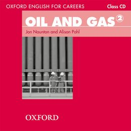 OIL AND GAS 2 CLASS AUDIO CD