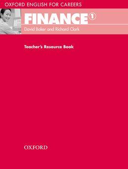 FINANCE 1 TEACHER'S RESOURCE BOOK