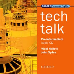 TECH TALK PRE-INTERMEDIATE CLASS AUDIO CDS (1)