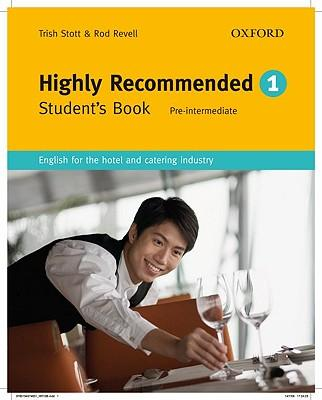 HIGHLY RECOMMENDED LEVEL 1 STUDENT'S BOOK