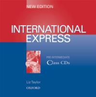 INTERNATIONAL EXPRESS INTERACTIVE EDITION PRE-INTERMEDIATE CLASS AUDIO CDS (2)
