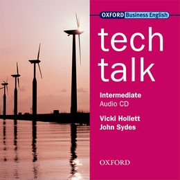 TECH TALK INTERMEDIATE CLASS AUDIO CDS (1)