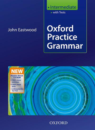 OXFORD PRACTICE GRAMMAR INTERMEDIATE NEW PRACTICE-BOOST CD-ROM PACK