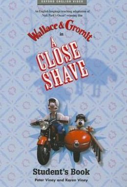 A CLOSE SHAVE VIDEO ACTIVITY BOOK