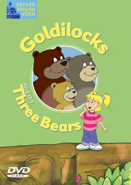 FAIRY TALES - GOLDILOCKS AND THE THREE BEARS DVD