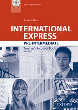 INTERNATIONAL EXPRESS 3RD ED: PRE-INTERMEDIATE TEACHER'S RESOURCE BOOK PACK