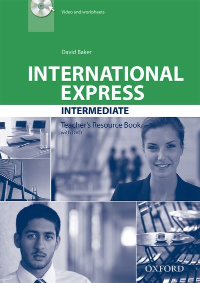 INTERNATIONAL EXPRESS 3RD ED: INTERMEDIATE TEACHER'S RESOURCE BOOK PACK