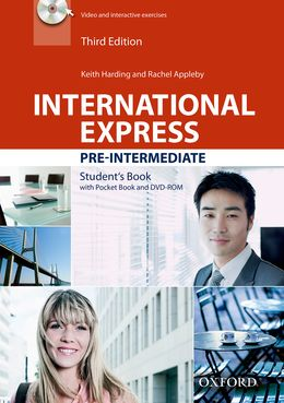 INTERNATIONAL EXPRESS 3RD ED. PRE-INTERMEDIATE STUDENT BOOK PACK
