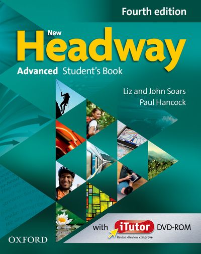 NEW HEADWAY 4TH EDITION ADVANCED STUDENT'S BOOK PACK AND ITUTOR DVD-ROM