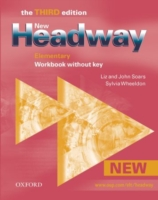 NEW HEADWAY 3RD EDITION ELEMENTARY WORKBOOK WITHOUT KEY