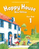 HAPPY HOUSE (NEW EDITION) 1 CLASS BOOK