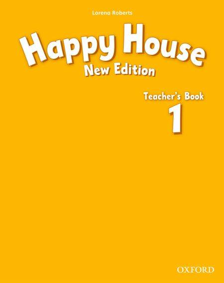 HAPPY HOUSE 1 TEACHER'S BOOK
