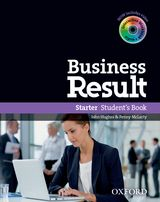 BUSINESS RESULT STARTER: STUDENT'S BOOK & DVD-ROM PACK
