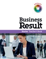 BUSINESS RESULT STARTER TEACHER'S BOOK & DVD PACK